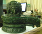 jade stone shivling