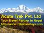 Trekking in Nepal - Acute Trek Pvt. Ltd.