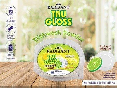 Radiaant Tru Gloss Dishwash powder
