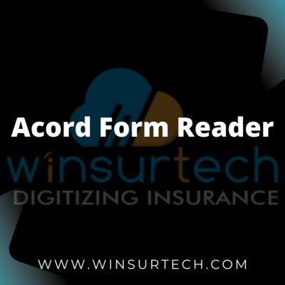 Acord Form Reader