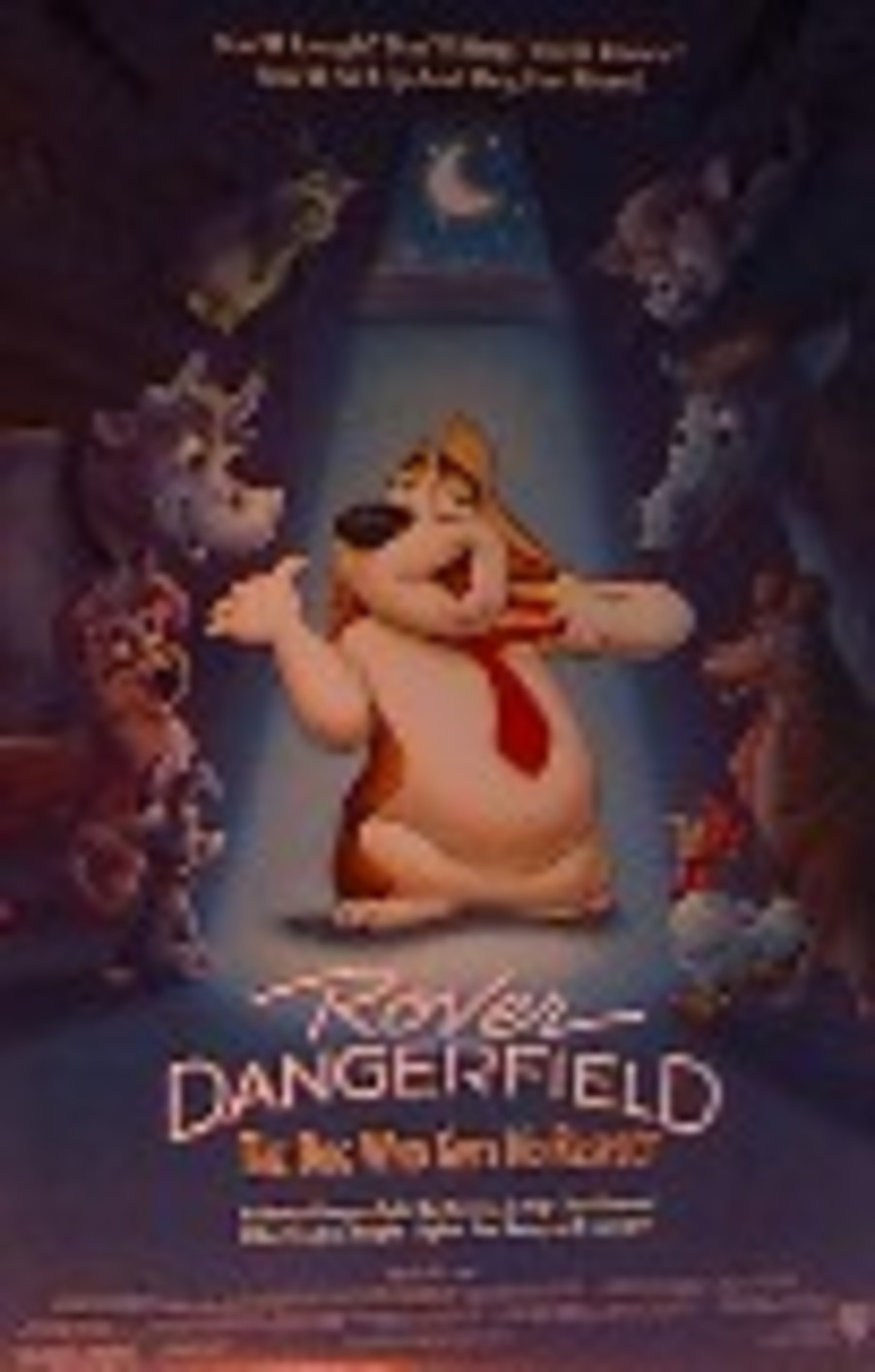Rover Dangerfield Movie Poster		SKU: ge-2558