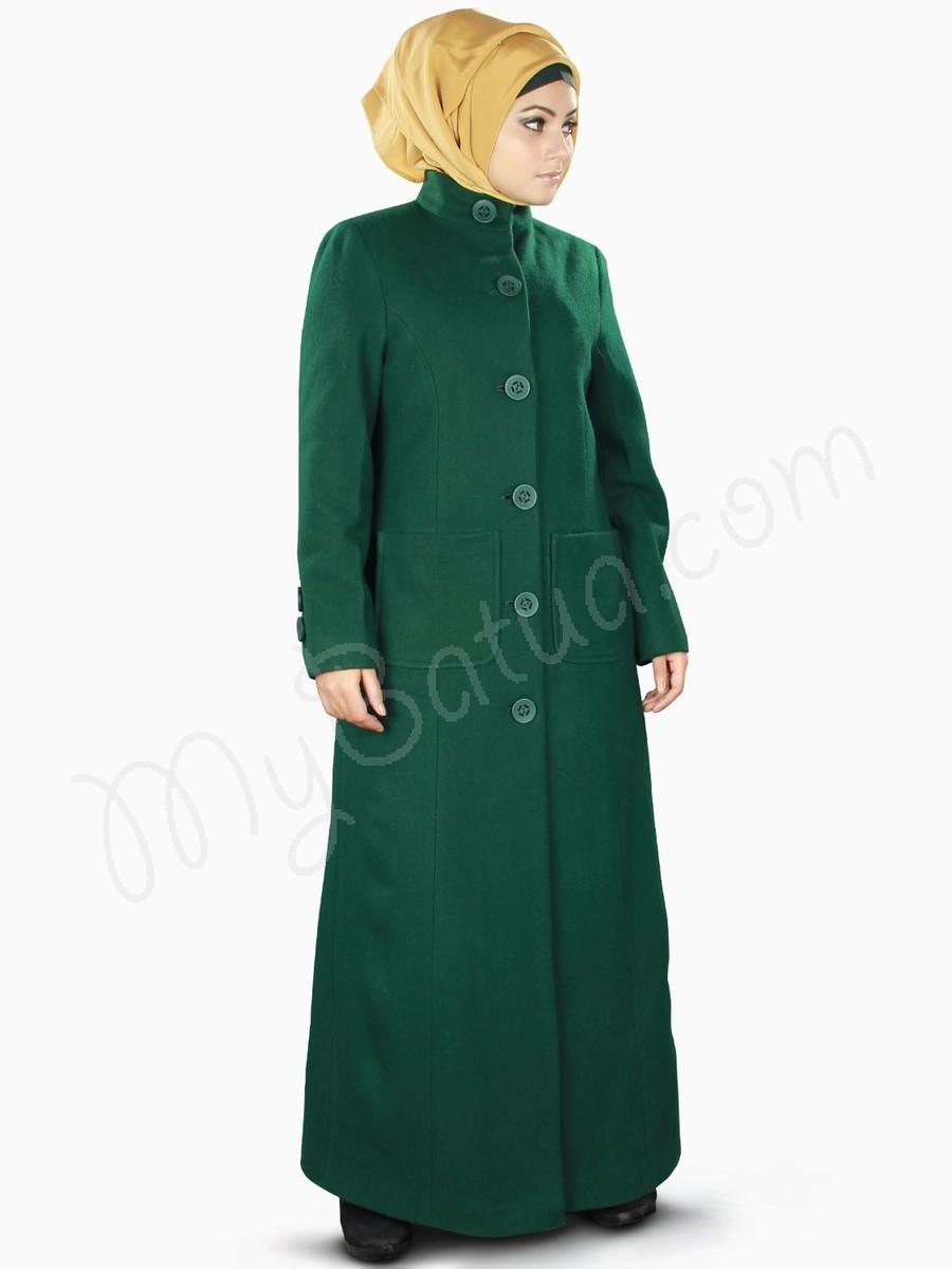 Safiyya Long Coat