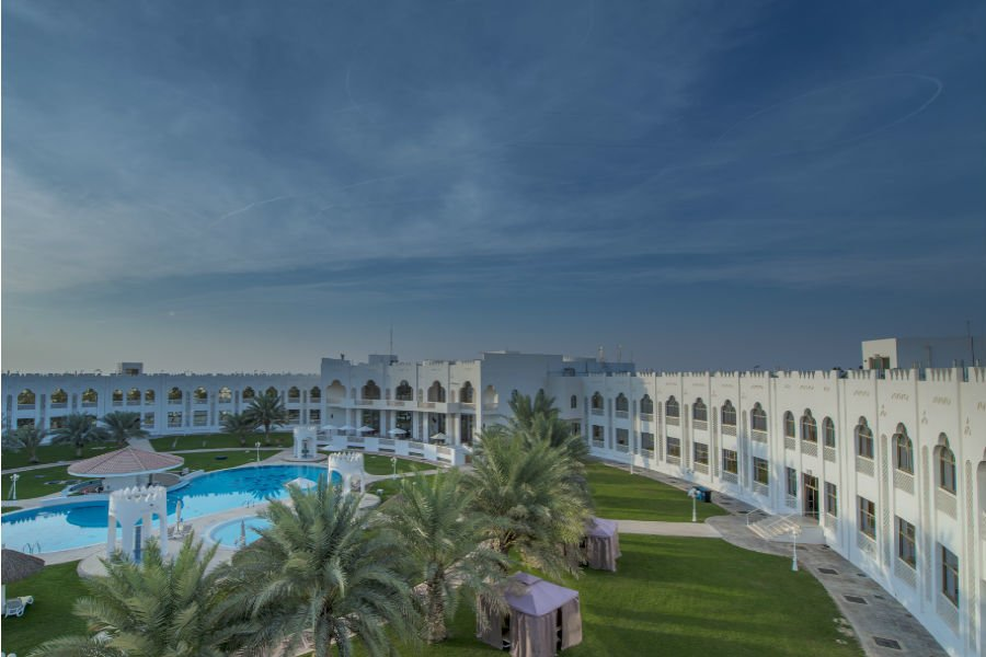 Al Marfa Pearl Hotel-Liwa