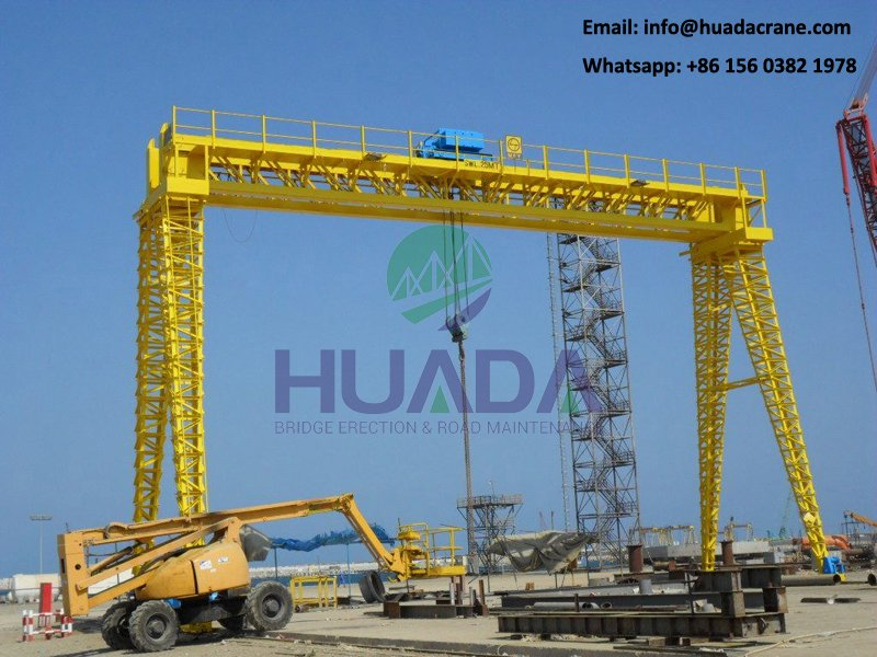 road gantry crane with reasonable price