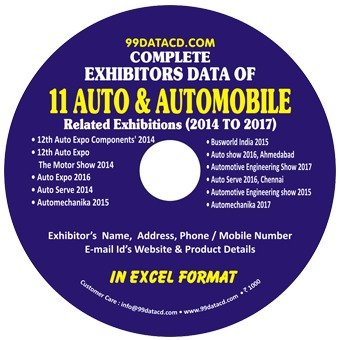 Auto & Automobile Data