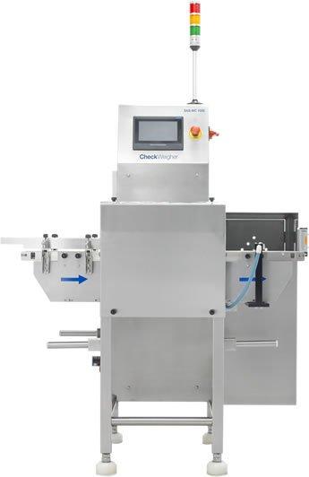 Check Weigher - HMI - Shubham Automation Pvt Ltd