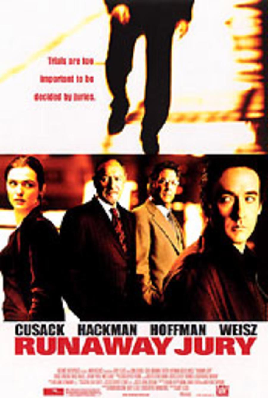Runaway Jury Movie PosterSKU: ge-20870