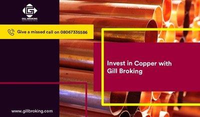 How to trade copper | Copper trading strategies – Gill Broki