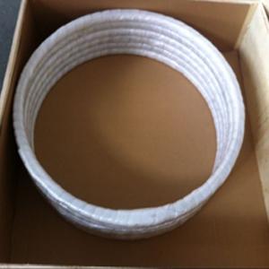 Octagonal Ring Gasket, R74, Soft Iron