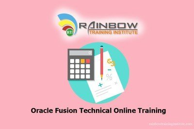 Oracle Fusion HCM Technical Online Training | Oracle Fusion