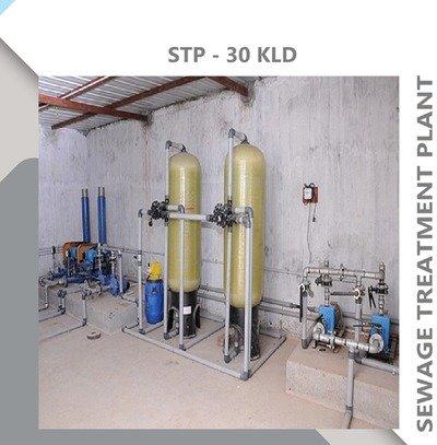 SEWAGE TREATMENT PLANT-30KLD