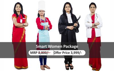 Smart Women Packages (72 Parameters)