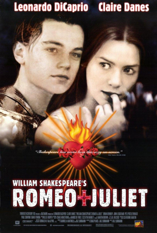 Romeo and Juliet (1996 Video Poster) Movie PosterSKU: GRA955-ROMEO_JULI