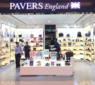 Pavers England - Retail Industry