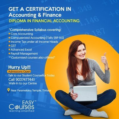 Diploma in Financial Accounting Course