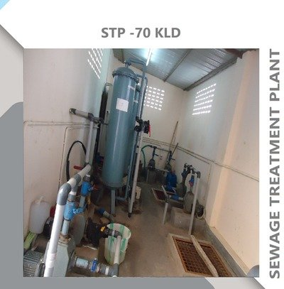SEWAGE TREATMENT PLANT-70KLD