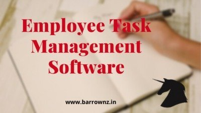 Employee Performance and Task Management Software
