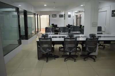shared office in indore