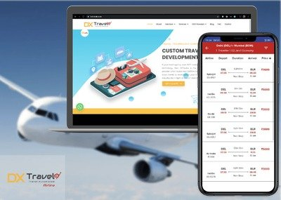DxTravela - Airline Booking
