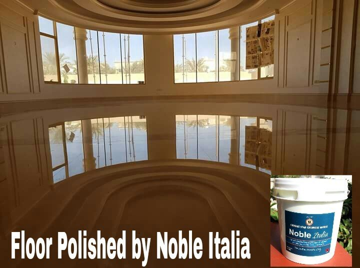 Noble Italia Marble Polishing Powder