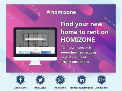 House For Rent in Noida Sector 62 | Contact@Homizone