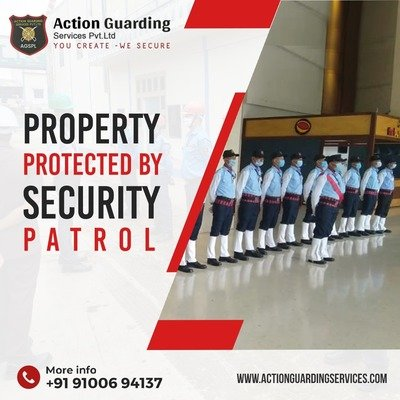 Best Security Services Provider In Hyderabad | Action Group