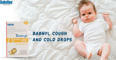 Babnyl Cough and Cold Drops by Babuline