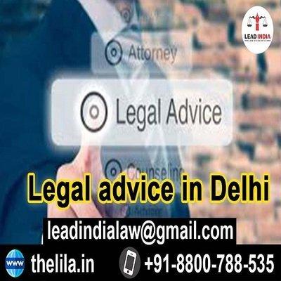 Legal advice in Delhi - Lead India Law Associates