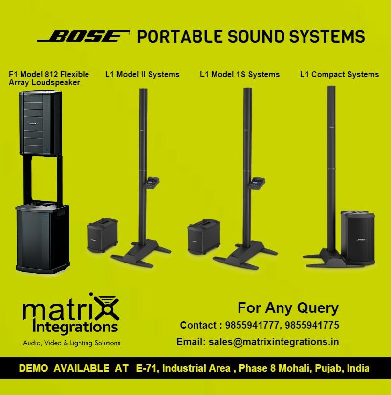 Bose F1 Speaker