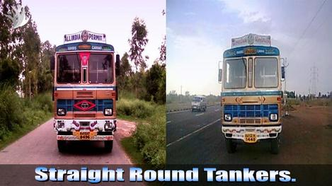 Straight Round Tankers