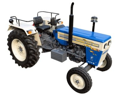 Swaraj Tractors - Swaraj 744 XM Price and Specification