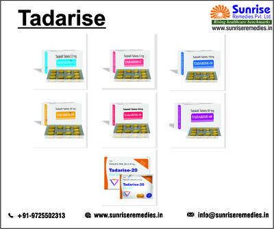 Tadalafil Products