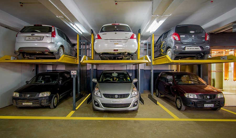 Car Stacker Parking