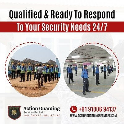 One Of The Best Residential security services in hyderabad