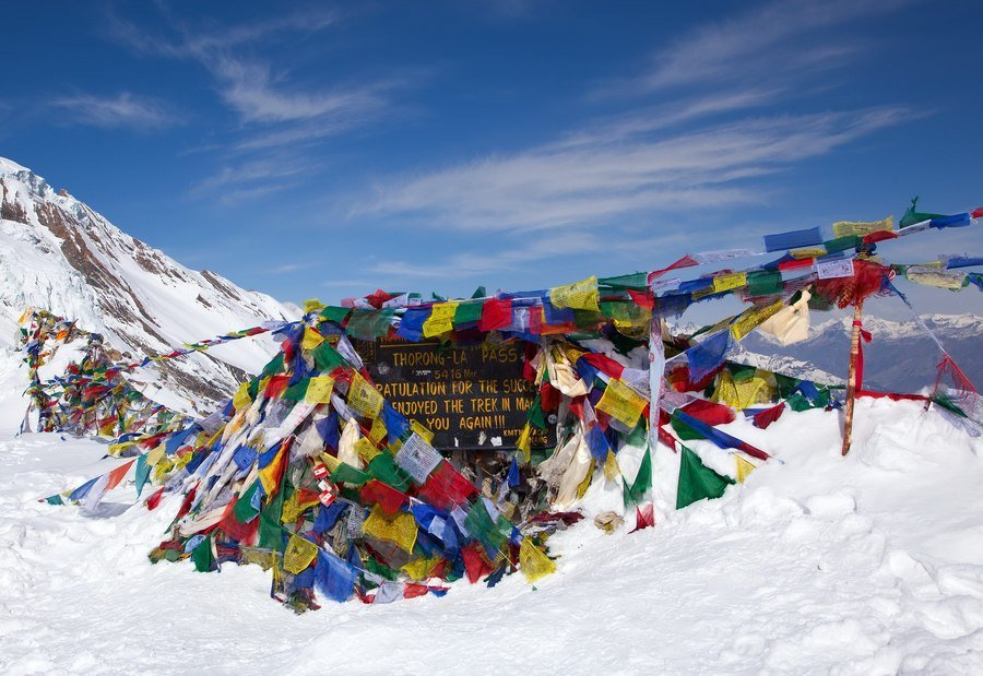 Annapurna Circuit Trek - 20 days
