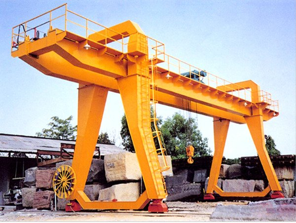 box trype double girder Gantry Cranes