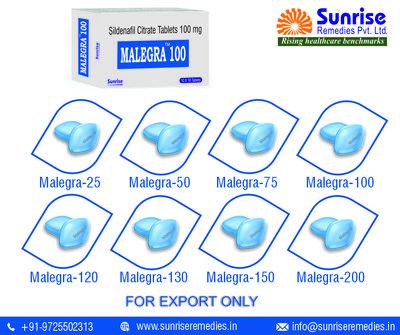 Malegra Products