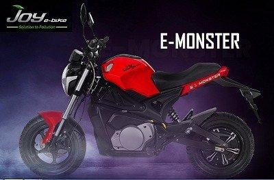 E-Monster Bike