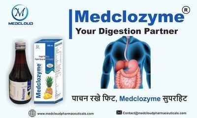 Best Digestive Enzyme ( Medclozyme) in Noida- Medcloud