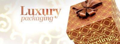 Luxury Rigid Box Packaging - Packaging Box Manufacturers
