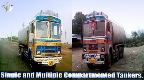 Single and Multiple Compartmented Tankers
