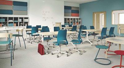 AFC Classroom Furniture Manufacturers In Gurugram