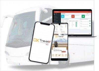 DxTravela - Hotel Booking App
