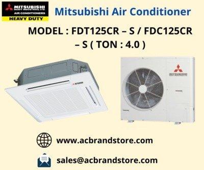 Mitsubishi Air Conditioner - MODEL _ FDT125CR – S _ FDC125CR