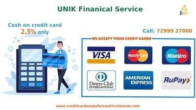 Can I withdraw cash from all types of credit card?