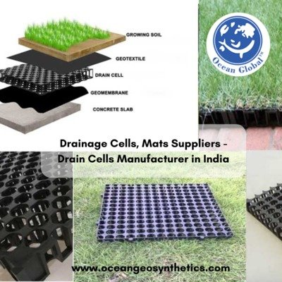 Drainage Cells Manufacturers in India.