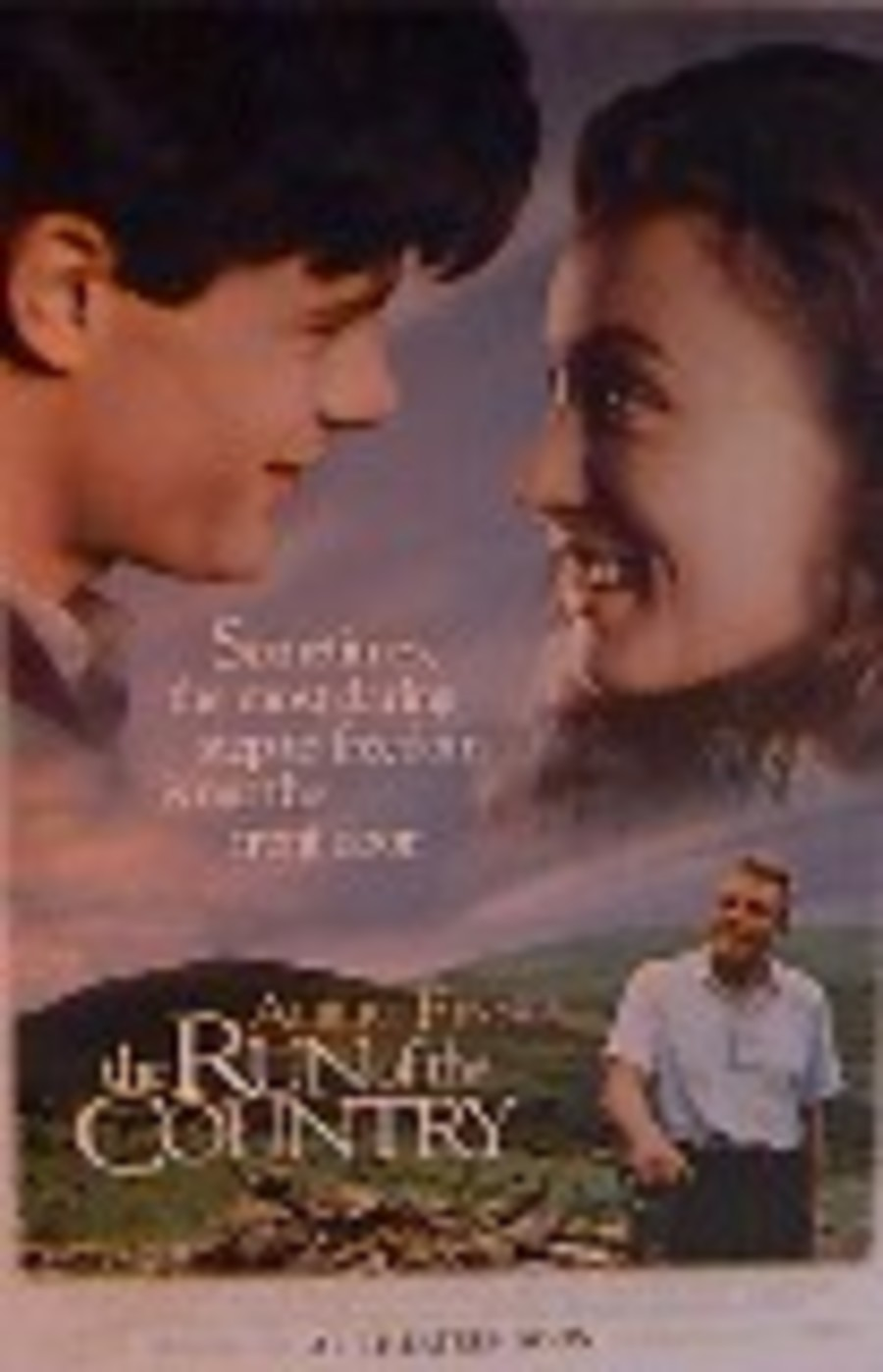Run of the Country Movie PosterSKU: ge-2566