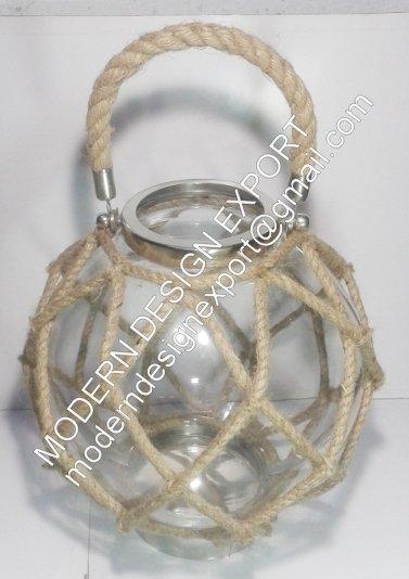 Rope Woven Doom lantern
