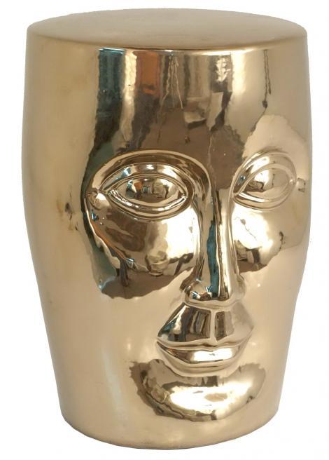 Aluminium Face Stool