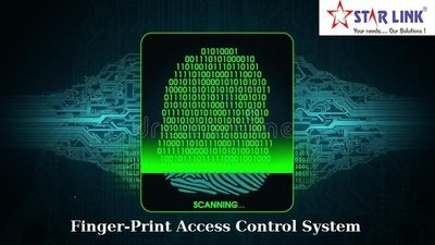 FingerPrint Access Control System | Star Link India